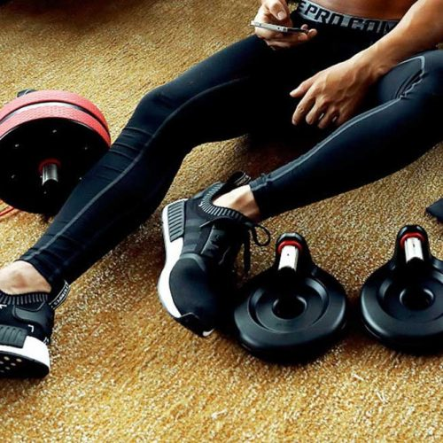 Train your body at home